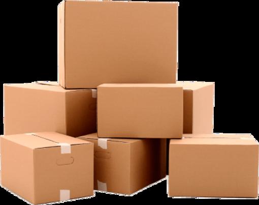 קופסאות קרטון חד גלי