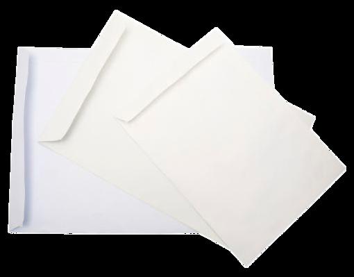"""מעטפה מהודרת בצבע שנהב 11X23 ס""""מ 90 גרם"""
