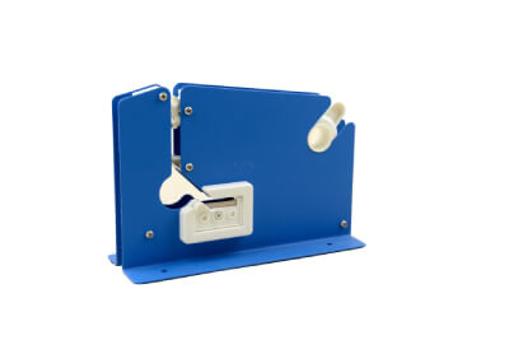 מתקן לסרט דבק צר -12 ממ - חונק שקיות